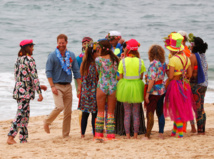 Prince Harry starts trip to Malawi in next leg of Africa tour