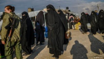 Two Islamic State women killed in stabbing, riot in east Syria camp