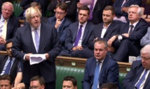 Johnson: EU must 'jump' to meet Britain halfway on Brexit