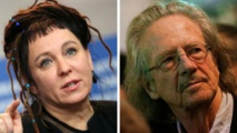Swedish Academy: Both Tokarczuk and Handke know of Nobel wins