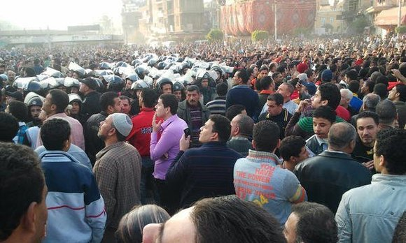 Egypt activists plan strikes to mark Mubarak's ouster
