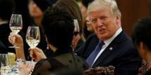 Trump describes Democrats' impeachment probe as 'crusade'