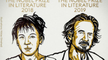Nobel literature wins for Poland's Tokarczuk and Austria's Handke