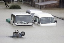 Typhoon kills 19, causes flooding and landslides across Japan
