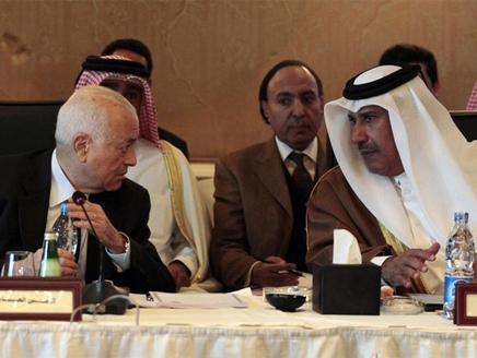 Arabs agree Syria opposition contacts, peace force