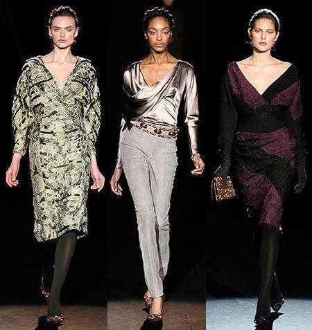 Vera Wang explores yin and yang at NY fashion week