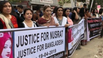 Bangladesh sentences 16 to death for burning teenage girl to death