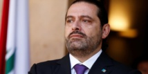 Lebanon's Hariri says he is resigning amid anti-government protests