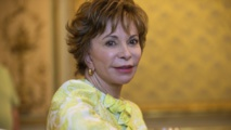 Isabel Allende says 'brutal' protests evoke memories of Chile's past