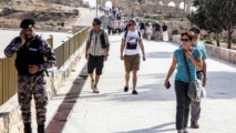 Eight tourists and Jordanians stabbed in historic city of Jerash