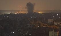 Israeli army: Missiles intercepted from Gaza, new strikes on Hamas