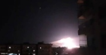 Israel carries out 'wide-scale strikes' on Syrian and Iranian targets