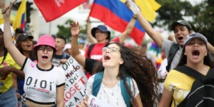'Cry of despair': Colombians join peaceful rallies across country