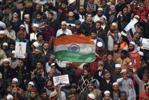 Large gatherings banned amid protests against Indian citizenship law