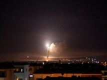 Syria condemns strikes south of Damascus blamed on Israel