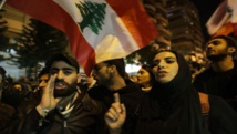 Lebanese protesters on streets for 'week of anger' against leaders