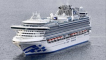 Three more on cruise ship in Japan test positive for coronavirus