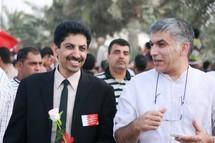 Bahrain hunger striker says his detention a 'crime'