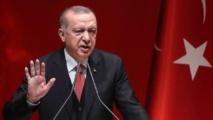 Erdogan warns won't step back in Idlib as UN says 948,000 displaced