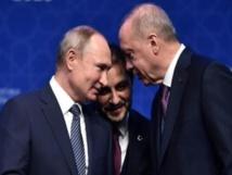 Erdogan to meet Putin in Russia on Thursday