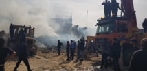 Nine killed, more than 50 injured in fire, explosion at Gaza bakery