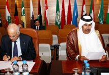 Arabs urge UN action amid fears of civil war