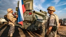 Russia and Turkey cut short first joint patrol in Idlib
