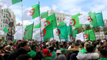Pro-democracy protesters no-show in Algeria over virus fears