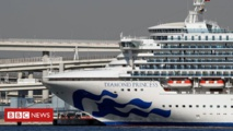 Half of Diamond Princess virus patients showed no symptoms, CDC says
