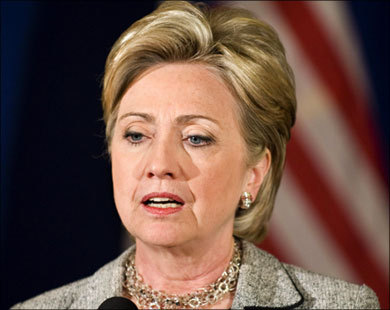 Imperative' Egypt military hand over power: Clinton