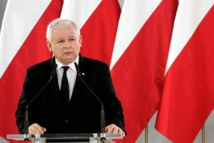 Poland's Kaczynski opposes postponement of next month's election