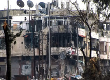 More than 100 dead as violence stepped up in Syria