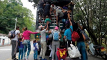 Venezuelan refugees returning home because of coronavirus