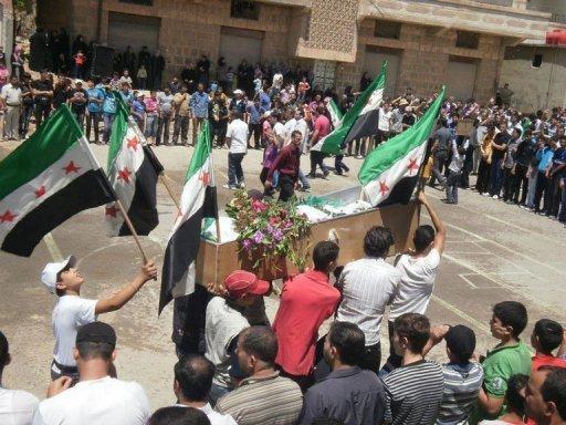 Syrians bemoan failure of world talks on crisis