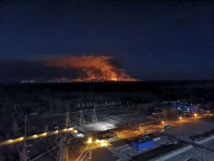 Chernobyl forest fires persist despite efforts of 1,300 firefighters