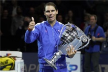 Nadal accepts Grand Slams off-limits but backs a return to training