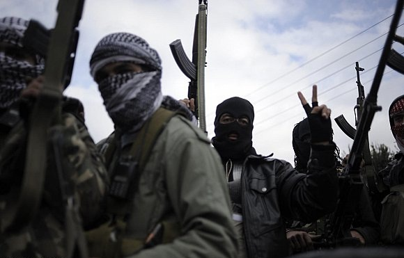 Feared regime forces assault Syrian capital