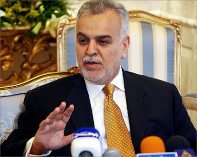 Iraq court says president cannot testify in VP case