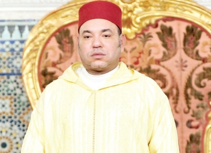 Moroccan king vows to press ahead with reforms