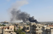 14 injured as strikes on Libyan capital damage hospital