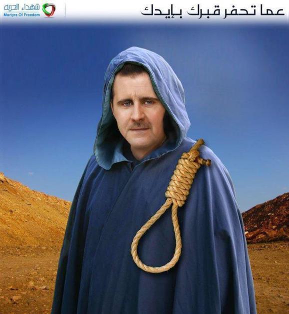 We'll miss Bashar Assad when he's gone