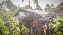 Typhoon weakens over Philippines' most populous island