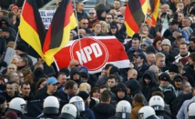 Member's dismissal for extremist activity jars German far-right party
