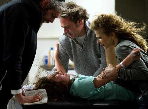 'The Possession' tops N. America box office
