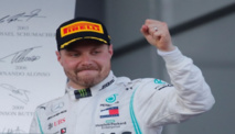 Bottas doesn't fear being replaced by Vettel