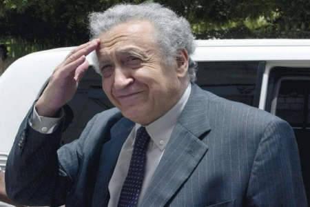 Brahimi meets Syria's Assad, warns of world threat