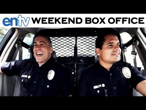 Cop movie beats Clint to top N. America box office