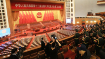 Hong Kong tops the agenda as China's top lawmakers meet in Beijing