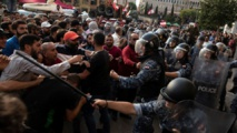 Lebanese protesters stage rallies to protest economic woes