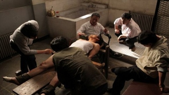 Controversial S Korea film highlights state torture